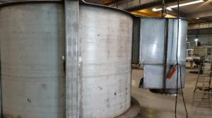 Rezervor inox (Stainless steel tank) (1)