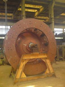 Ansamblu macinare carbune (Coal grinding assembly) (2)