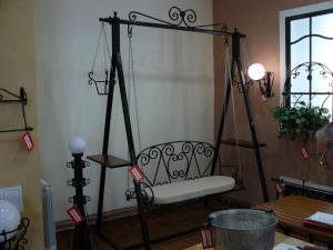 balansoarcu schelet  cod - 5 (Rocking chair)
