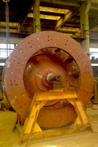 Ansamblu macinare carbune (Coal grinding assembly) (3)